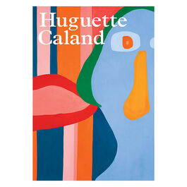 Huguette Caland exhbition book