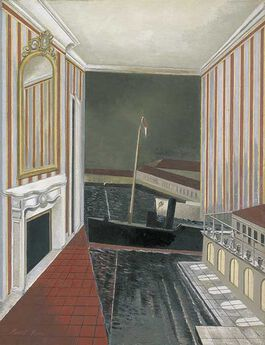Nash: Harbour and Room