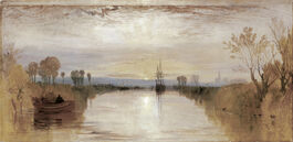 Turner: Chichester Canal
