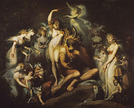 Fuseli: Titania and Bottom