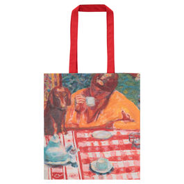 Pierre Bonnard Coffee tote bag