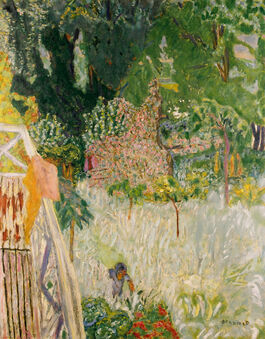 Pierre Bonnard: Balcony at Vernonnet