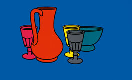 Patrick Caulfield: Coloured Still Life