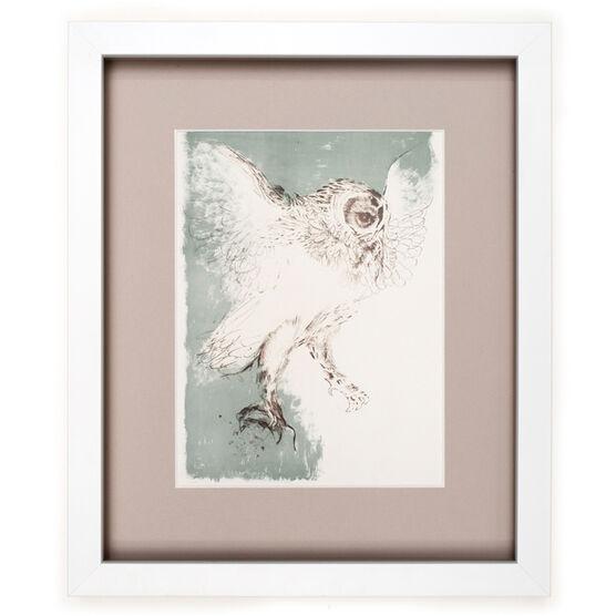 Elisabeth Frink: Owl framed print
