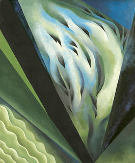 O'Keeffe: Blue and Green Music