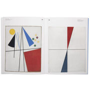 Sophie Taeuber-Arp exhibition book inside pages