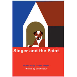 Singer and the Paint