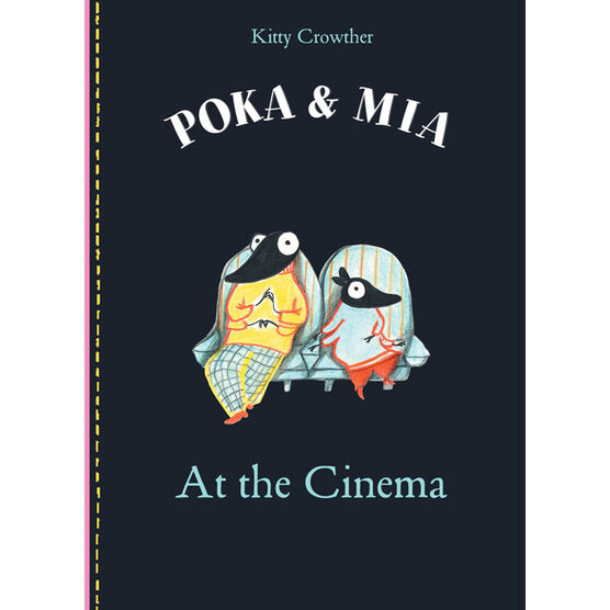 Poka & Mia: At the Cinema