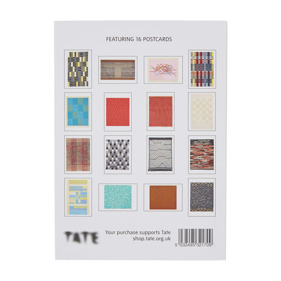 Anni Albers postcard book