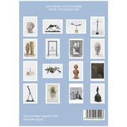 Alberto Giacometti postcard book