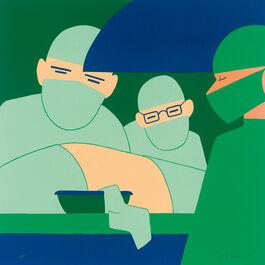 Nicholas Monro: Operating Theatre