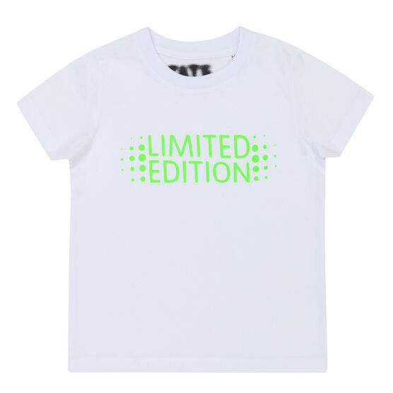 Tate Kids Limited Edition white t-shirt