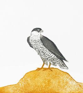 Elisabeth Frink: Peregrine Falcon