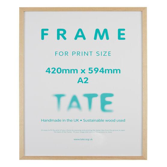 42 X 594 Cm A2 Natural Ash Frame Frames Tate Shop Tate
