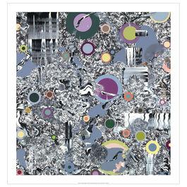 Fiona Rae: Untitled (emergency room) large print