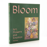 Signed edition of Bloom angled cover