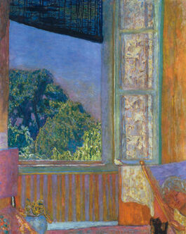 Pierre Bonnard: The Open Window