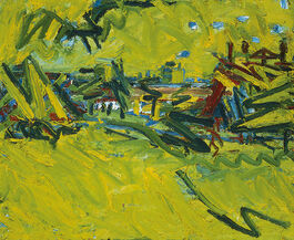 Frank Auerbach: The Origin of the Great Bear