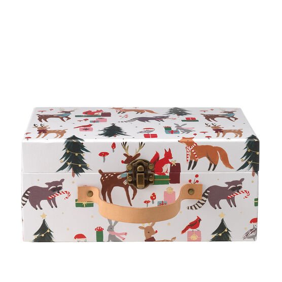 Winter Woodland advent calendar