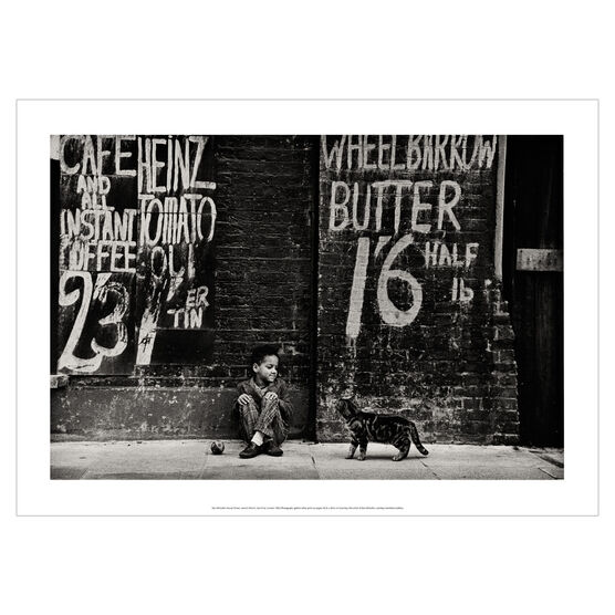 Don McCullin: Hessel Street Palace poster