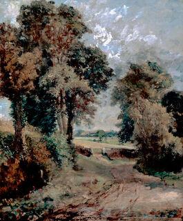 Constable: A Cornfield