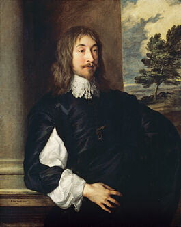 Van Dyck: Portrait of Sir William Killigrew