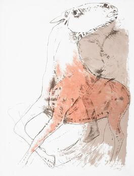 Elisabeth Frink: Horse