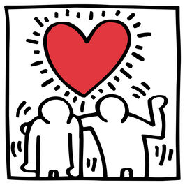 Keith Haring: Be Mine