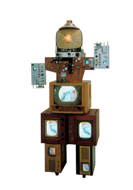 Nam June Paik: Uncle