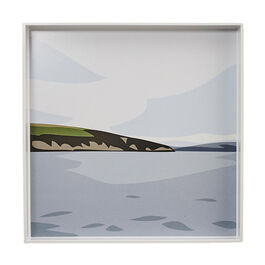 Julian Opie Cornish Coast tray