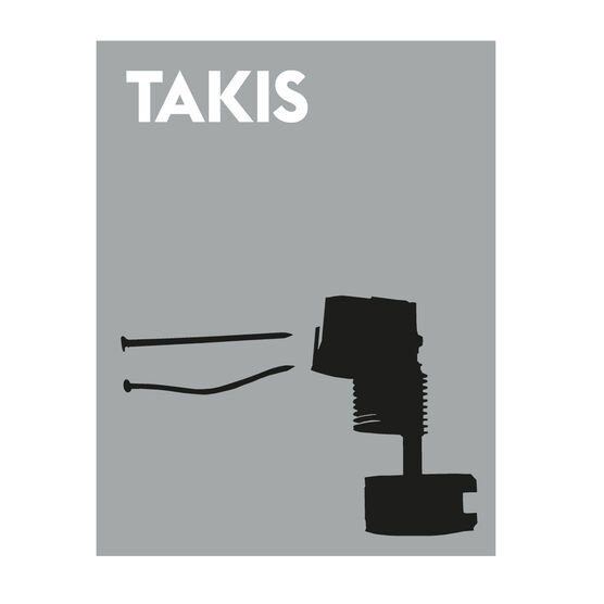 Takis exhibition book