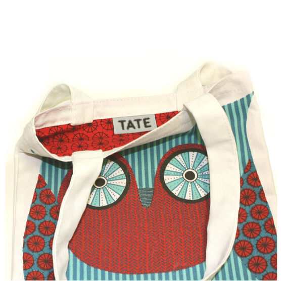 Alice Melvin owl bag