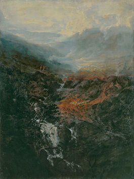 Turner: Morning amongst the Coniston Fells