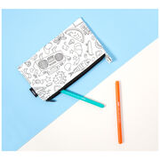Colouring pencil case