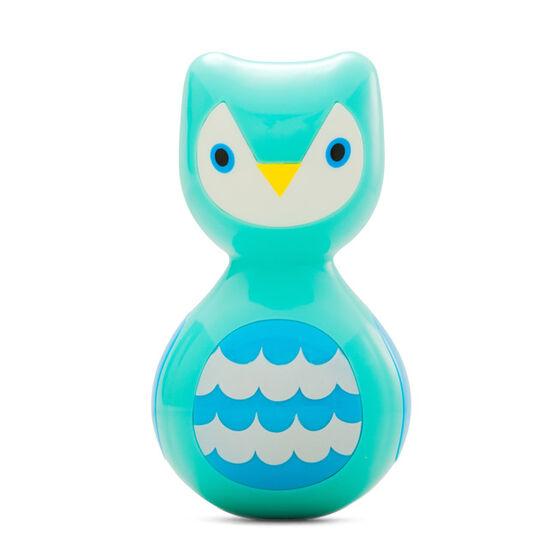 Owl wobble toy