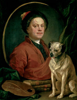 Hogarth: The Painter and his Pug