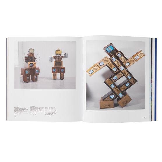 Nam June Paik exhibition book