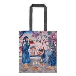 Natalia Goncharova Gardening tote bag