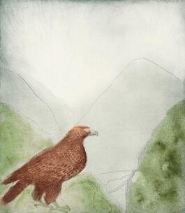Elisabeth Frink: Golden Eagle