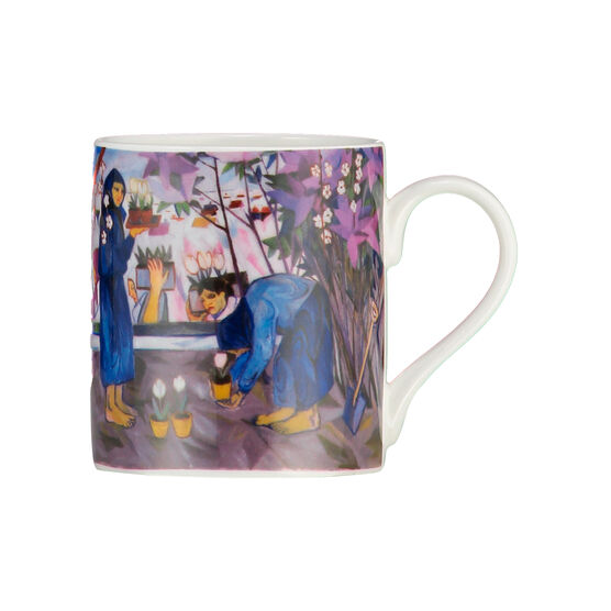 Natalia Goncharova Gardening mug