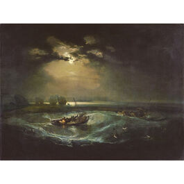 Turner: Fishermen at Sea