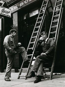 Dorothy Bohm: Notting Hill, London c.1960