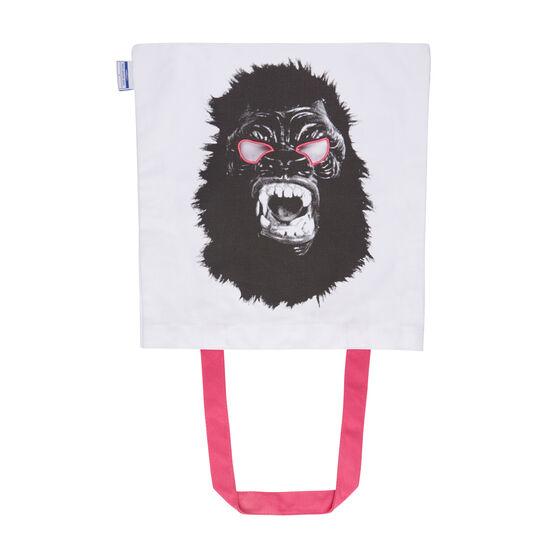 Guerrilla Girls Gorilla Mask tote bag