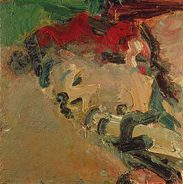 Frank Auerbach: Julia Sleeping