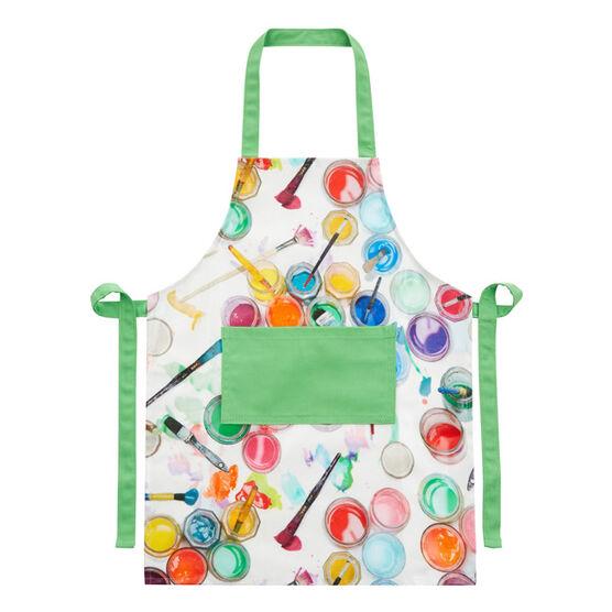 Ella Doran paint pots apron