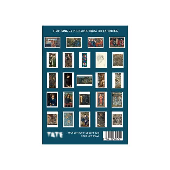 Edward Burne-Jones postcard book
