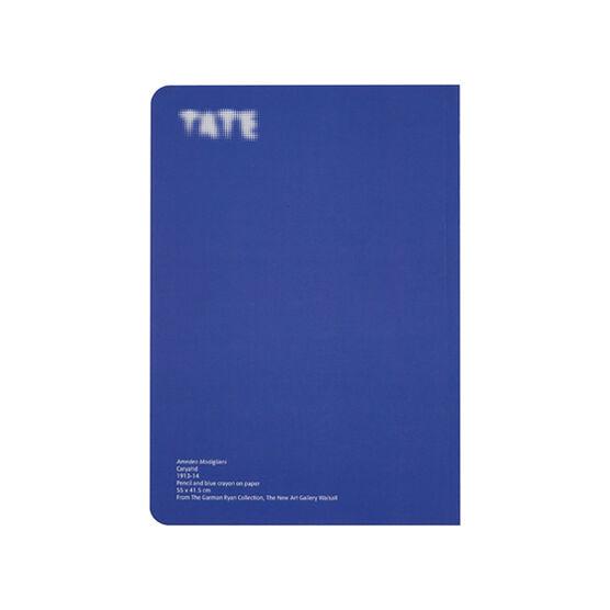 Modigliani Caryatid notebook