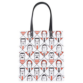 Modern artists tote bag