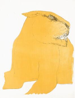 Elisabeth Frink: Lioness