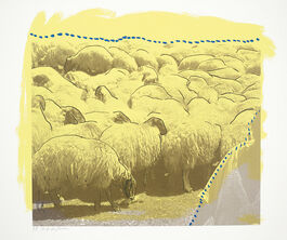 Menashe Kadishman: Sheep A